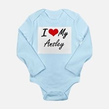 I love my Ansley Body Suit