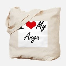 I love my Anya Tote Bag