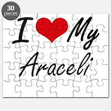 I love my Araceli Puzzle