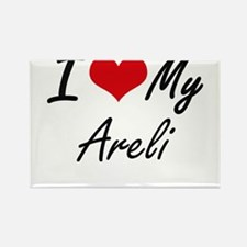 I love my Areli Magnets