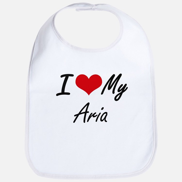 I love my Aria Bib