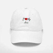 I love my Aria Baseball Baseball Cap