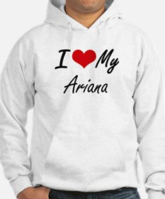 I love my Ariana Jumper Hoody
