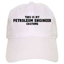 Petroleum Engineer costume Baseball Cap