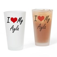 I love my Ayla Drinking Glass