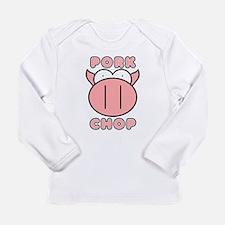 Unique Baconation Long Sleeve Infant T-Shirt