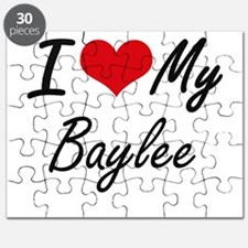 I love my Baylee Puzzle