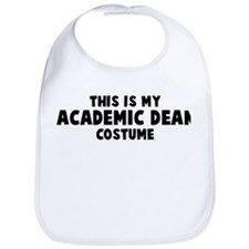 Academic Dean costume Bib