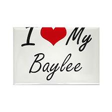 I love my Baylee Magnets