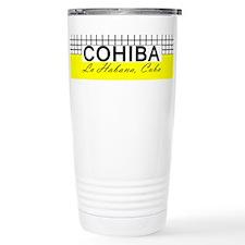 COHIBAS CIGAR SMOKER Travel Mug