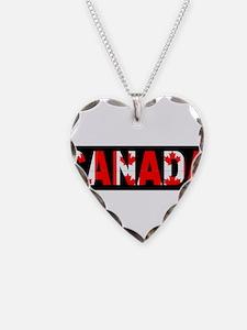 CANADA-BLACK Necklace