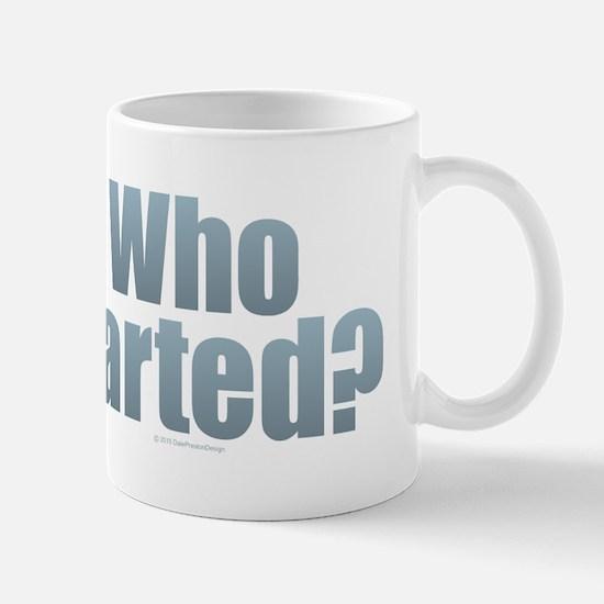 Who Farted? Mugs