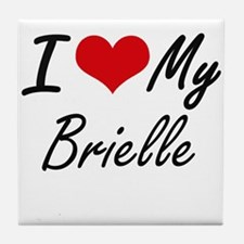 I love my Brielle Tile Coaster