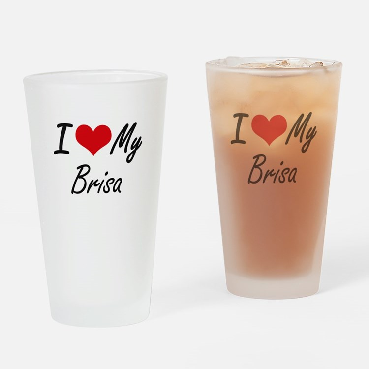 I love my Brisa Drinking Glass