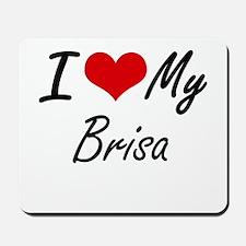 I love my Brisa Mousepad