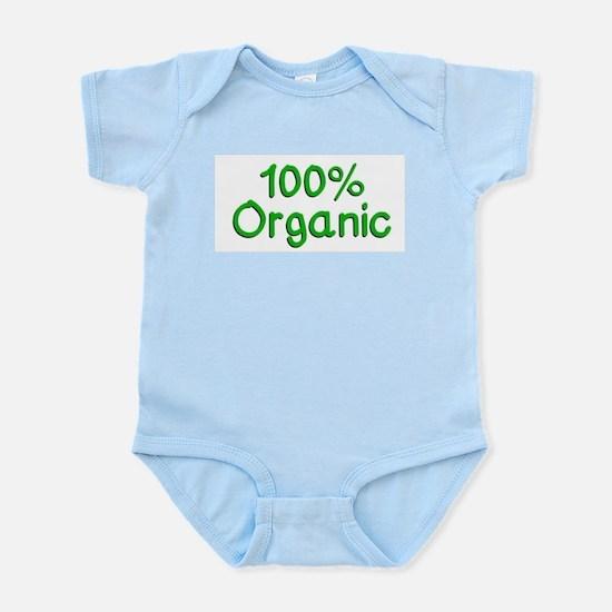 100 % Organic Body Suit