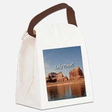 Cool Recreation Canvas Lunch Bag