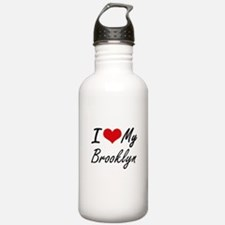 I love my Brooklyn Water Bottle