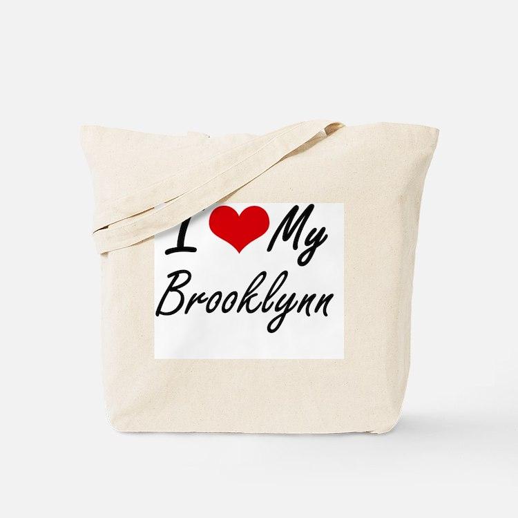 I love my Brooklynn Tote Bag