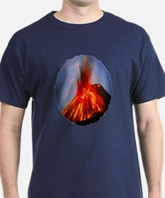 Krakatoa Volcano Hawaii T-Shirt