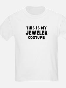 Jeweler costume T-Shirt