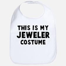 Jeweler costume Bib