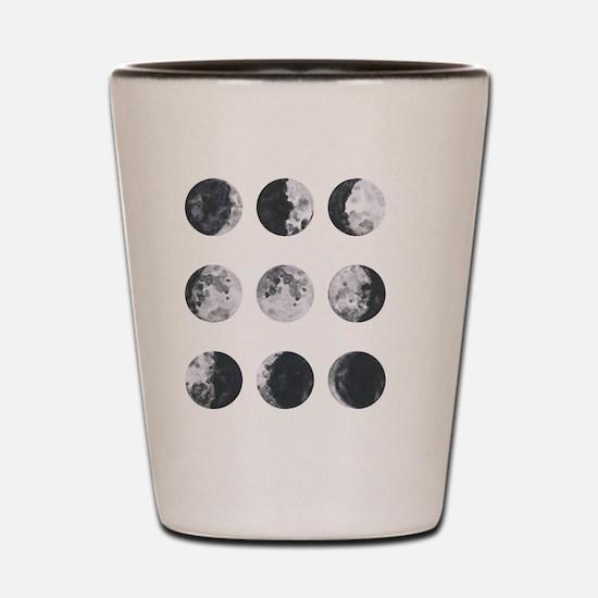 Unique Lunar Shot Glass