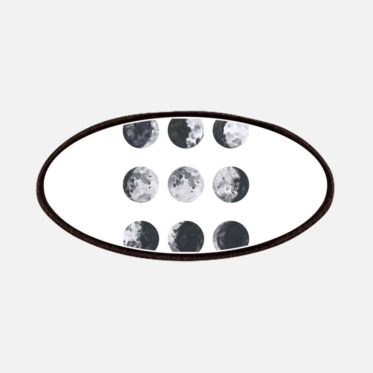 Moon Phases Patch