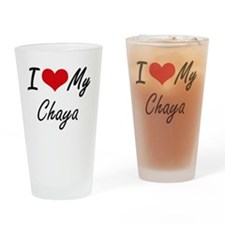 I love my Chaya Drinking Glass