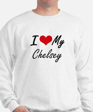 I love my Chelsey Sweater