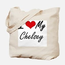I love my Chelsey Tote Bag