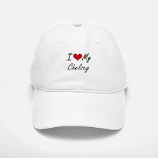 I love my Chelsey Baseball Baseball Cap