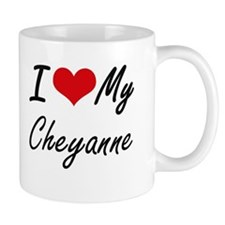 I love my Cheyanne Mugs