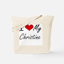 I love my Christine Tote Bag
