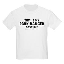 Park Ranger costume T-Shirt