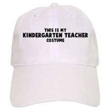 Kindergarten Teacher costume Baseball Cap