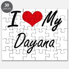 I love my Dayana Puzzle