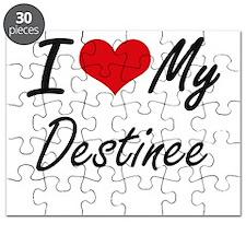 I love my Destinee Puzzle