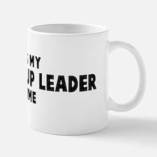Youth Group Leader costume Mug