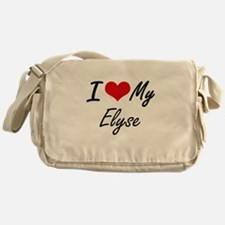 I love my Elyse Messenger Bag