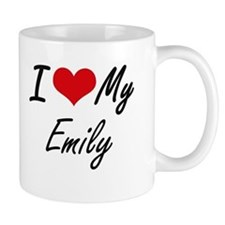 I love my Emily Mugs