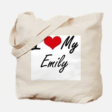 I love my Emily Tote Bag