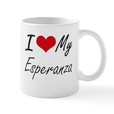 I love my Esperanza Mugs