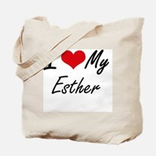 I love my Esther Tote Bag