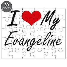 I love my Evangeline Puzzle