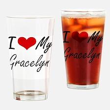 I love my Gracelyn Drinking Glass