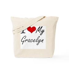 I love my Gracelyn Tote Bag