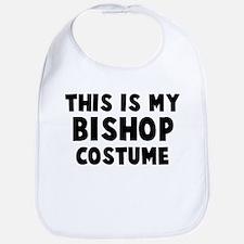 Bishop costume Bib