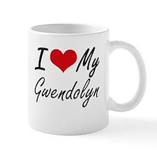 I love my Gwendolyn Mugs