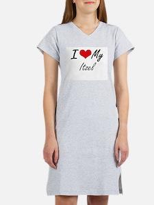I love my Itzel Women's Nightshirt